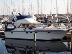 Fairline Corniche 31 Flybridge Yacht