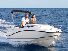 Quicksilver 505 Cabin - Winter-Sale Kabinenboot