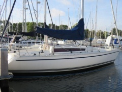 Jeanneau Sunrise 34 Citric Segelyacht