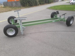 WEBER N6M Launching Trolley