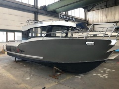 AluForce 740 Offshore Boat