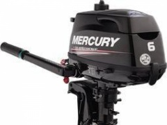Mercury F6 ML Outboard