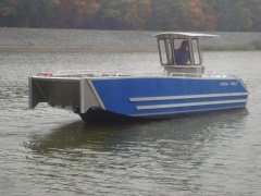 Viking 750 LC Arbeitsboot