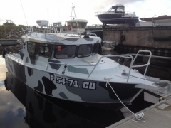 AluForce 820 Offshore Boat