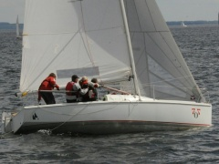 British Hunter Boats Hunter 707 Daysailer
