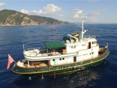 Cantiere Navale Solimano Maria Teresa Yacht a Motore