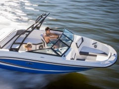 Sea Ray SPX 210 EUROPE Bowrider-vene