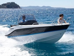 Quicksilver Activ 455 Open Deck Boat