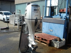 Honda BF90 D Outboard