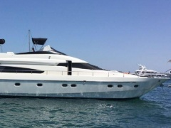 Ladenstein 72 Fly Flybridge Yacht