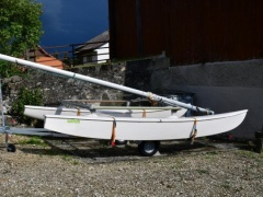 Hobie Cat Voilier Catamarano
