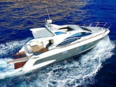 Azimut 43 S Hard Top Yacht