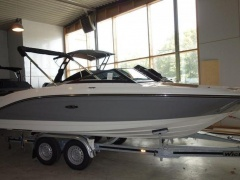 Sea Ray Spxo 210 Modell 2019 Speedboot