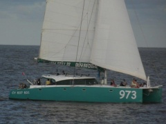 Multicap Caraibes Punch 18 Catamaran