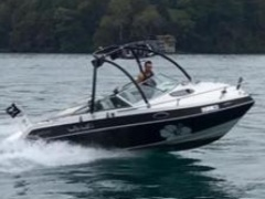 Four Winns 205 Sundowner Wakeboard/ Sci d'Acqua