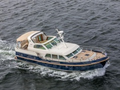 Linssen Grand Sturdy 500 Ac Variotop Mk Ii Out O Trawler