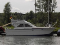 Fairline Corniche 31 Fly Flybridge Yacht