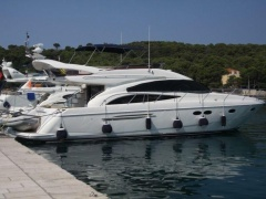 Princess 57 Flybridge Yacht