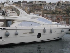 Aicon 64 Fly Flybridge Yacht