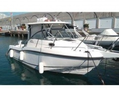 Boston Whaler Boston 255 Conquest Sportboot
