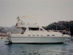 Piantoni (IT) 35 Hurricane Flybridge Yacht