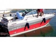 Four Winns Sundowner 245 Sportboot