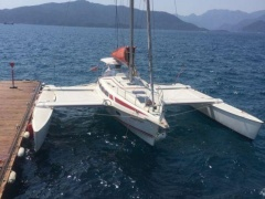 Quorning Boats Dragonfly 1000 Trimaran