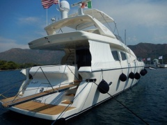 Posillipo 65 Technema Flybridge Yacht