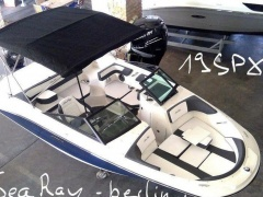 Sea Ray 190 SPX Outboard Sportboot