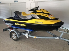 Sea-Doo Rxt 260 Is Jet Ski Jetski