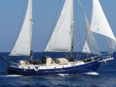Colin Archer Rajo Sailor 37 Ketch Yacht a vela