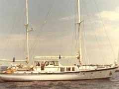 Sparkman and Stephens S And S 81 Yacht a vela