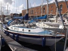 Westerly Yachts 33 Discus Bilge Keel Yacht a Vela