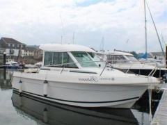 Jeanneau Merry Fisher 625 Pilot woonboot