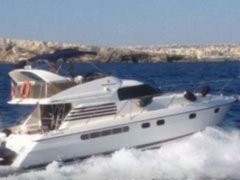 Fairline 50 Squadron Flybridge Yacht