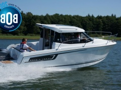 Jeanneau Merry Fisher 695 HB Pilot House Boat