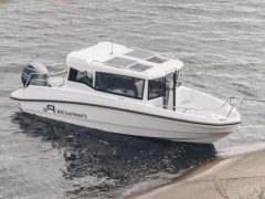 Finnmaster P6 Pilothouse