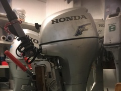 Honda BF8D4 Outboard