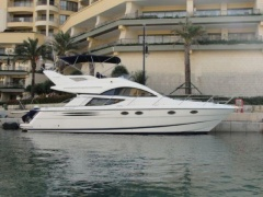 Fairline Phantom 43 Motoryacht
