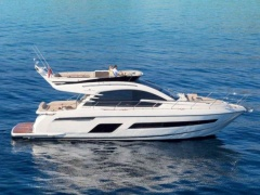 Fairline Squadron 53 Flybridge Yacht