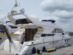 Princess 460 Fly Flybridge Yacht
