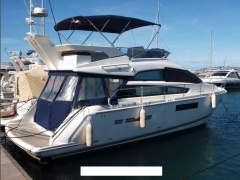 Fairline Squadron 42 Jack Iii Flybridge Yacht