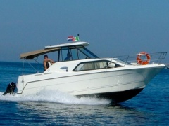 Bayliner 2452 Express Ponton-Boot