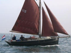 Cornish Crabbers Mark 1 Motorsailer