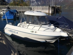 Quicksilver 500 Pilothouse Pilotina