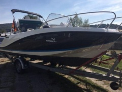 Quicksilver 605 Active Sundeck Deck Boat