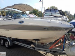 Stingray 215 CR Cuddy Cabin