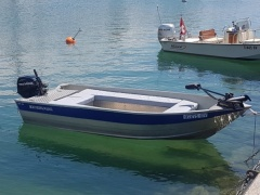 Marine Fish 450 Fishing Boat