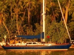 Mystic 60 By Germans Frers Yate a vela