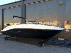 Sea Ray Sun Sport 230 Outbord Barco desportivo